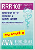 RRR 103 Hormone and Immune System